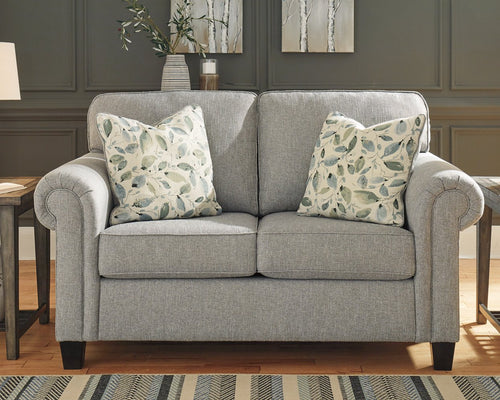 Alandari Signature Design by Ashley Loveseat image