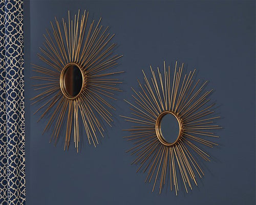 Doniel Signature Design by Ashley Mirror Set of 2 image