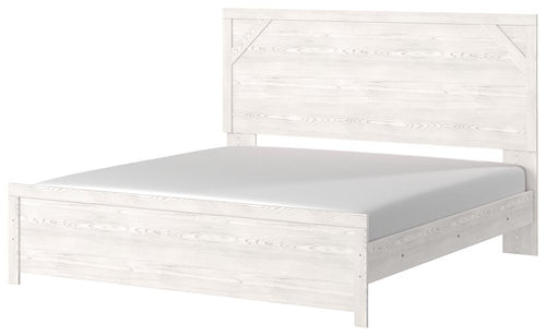 Gerridan Signature Design by Ashley King Panel Bed image