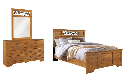 Bittersweet Panel Bed Signature Design 5-Piece Bedroom Set image