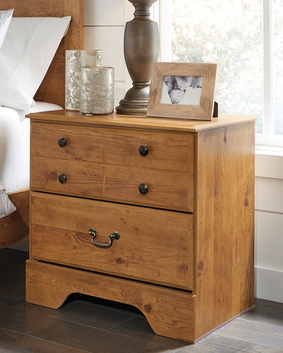Bittersweet Signature Design by Ashley Nightstand image