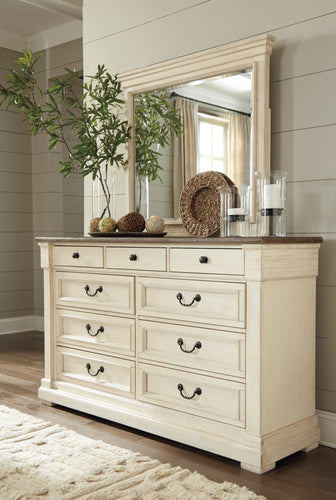 Bolanburg Signature Design by Ashley Dresser and Mirror image