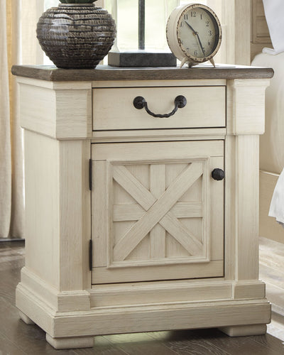 Bolanburg Signature Design by Ashley Nightstand image
