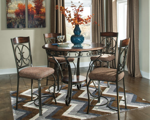 Glambrey Signature Design by Ashley Counter Height Table image