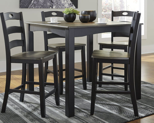 Froshburg Signature Design by Ashley Counter Height Table image