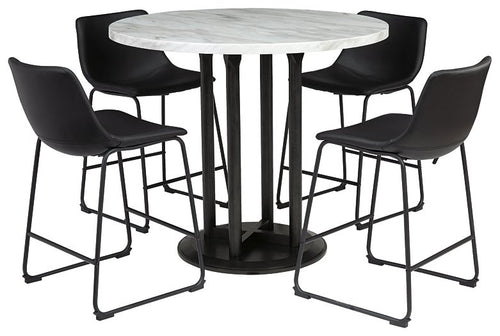 Centiar 5-Piece Dining Room Set image