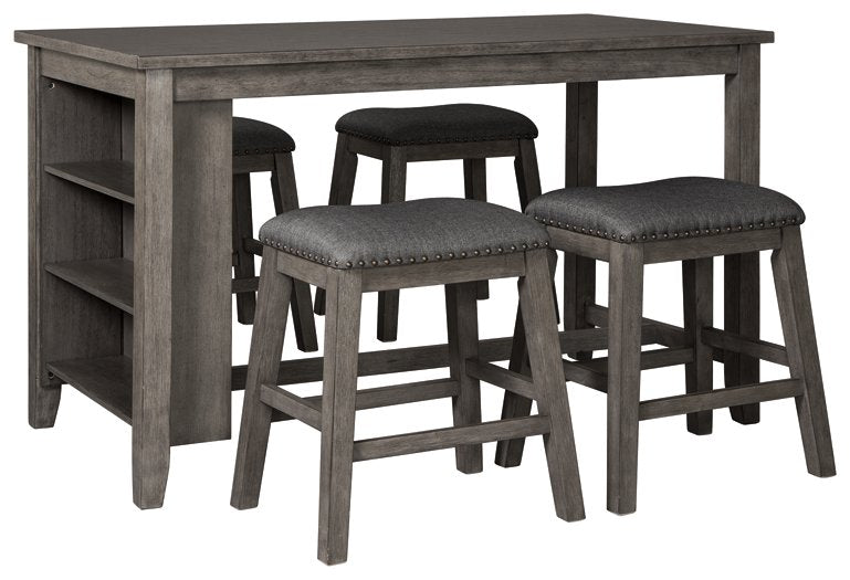 Caitbrook Signature Design 5-Piece Dining Room Set image