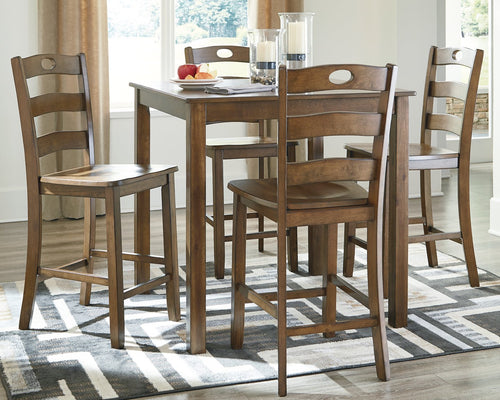 Hazelteen Signature Design by Ashley Counter Height Table image