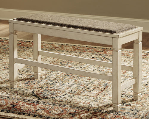 Bolanburg Signature Design by Ashley Counter Height Bench image