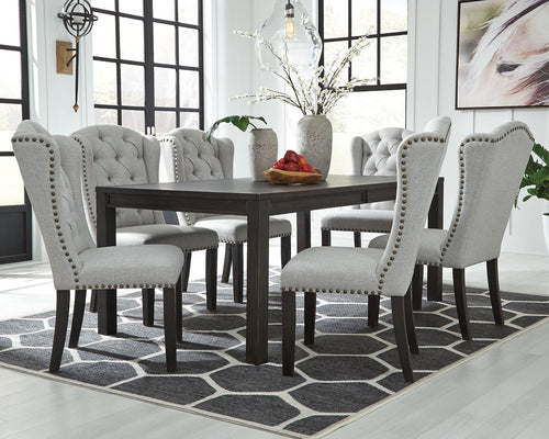 Jeanette Ashley Dining Table image
