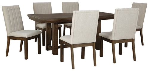 Dellbeck Millennium 7-Piece Dining Room Package image