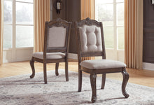 Load image into Gallery viewer, Charmond Signature Design by Ashley Dining Chair image
