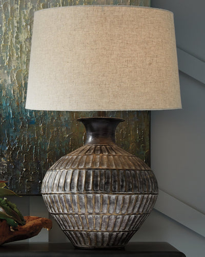 Magan Signature Design by Ashley Table Lamp image