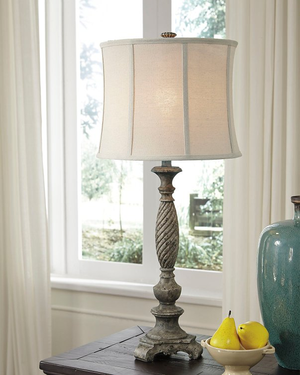 Alinae Signature Design by Ashley Table Lamp image