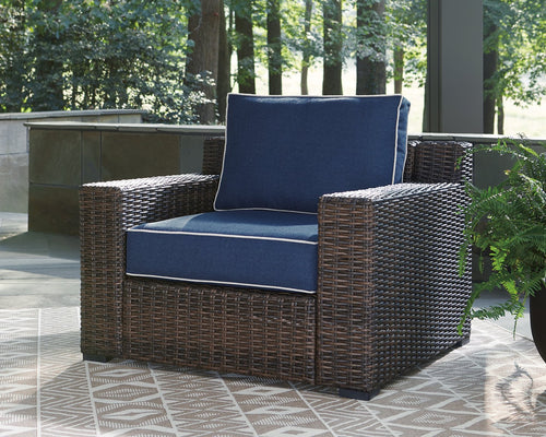 Grasson Lane Signature Design by Ashley Outdoor Lounge Chair image