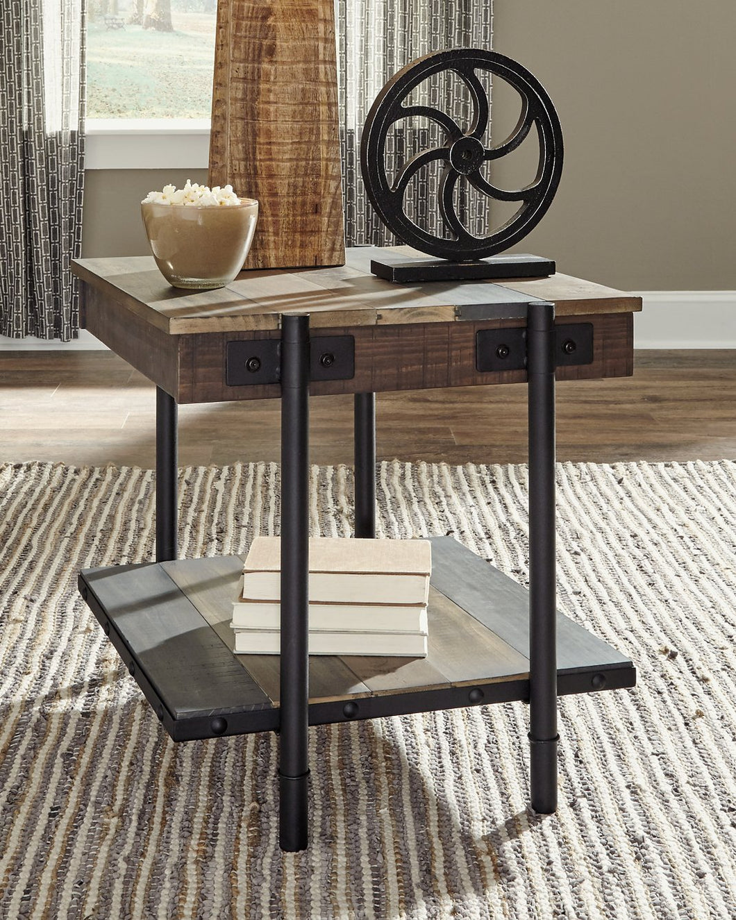 Bostweil Signature Design by Ashley Rectangular End Table image
