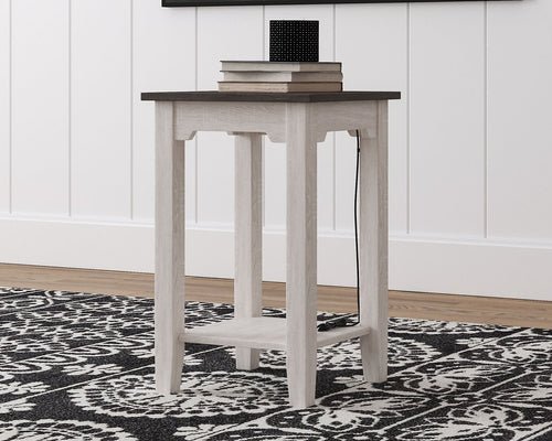 Dorrinson Signature Design by Ashley Chair Side End Table image