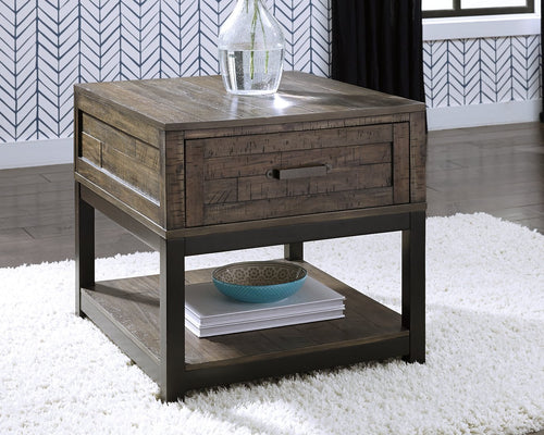 Johurst Signature Design by Ashley End Table image