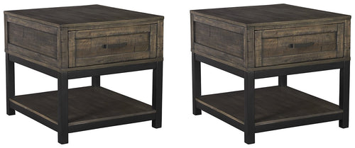 Johurst Signature Design 2-Piece End Table Set image