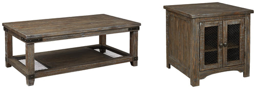 Danell Ridge Signature Design 2-Piece Table Set image