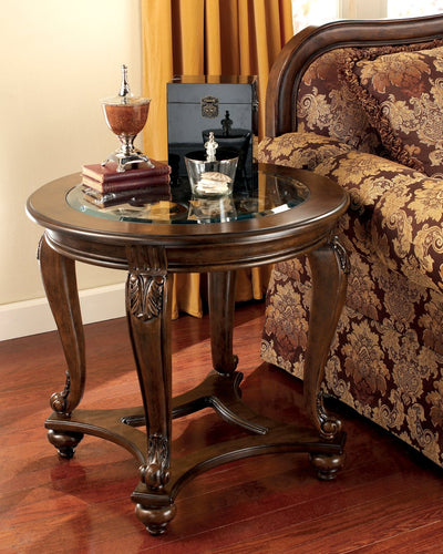 Norcastle Signature Design by Ashley End Table image