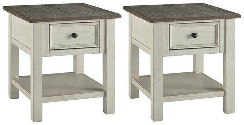 Bolanburg Signature Design 2-Piece End Table Set image