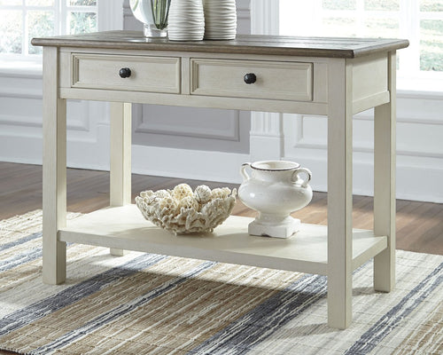 Bolanburg Signature Design by Ashley Sofa Console Table image