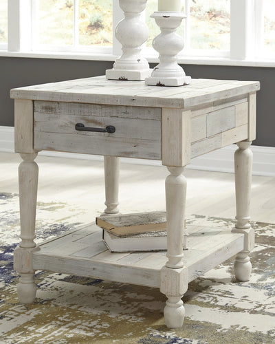 Shawnalore Signature Design by Ashley End Table image