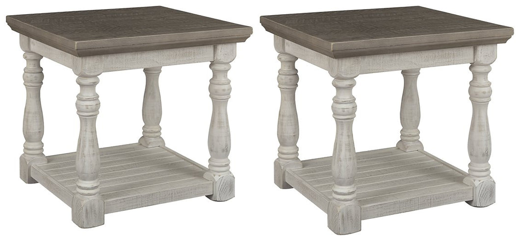 Havalance Signature Design 2-Piece End Table Set image