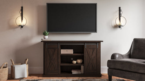 Camiburg Signature Design by Ashley TV Stand image