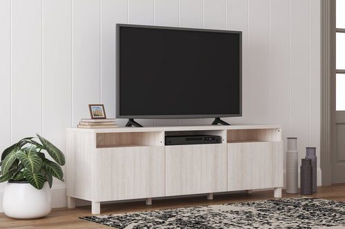 Dorrinson Signature Design by Ashley Extra Large TV Stand image