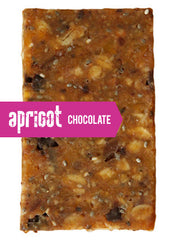 Apricot Chocolate | 100% Real Food | Gluten Free, Dairy Free, Soy Free, Egg Free *Ships for FREE over $68