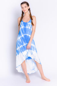 Pj Salvage at its best! Sail Away Tank Dress. Super cute.