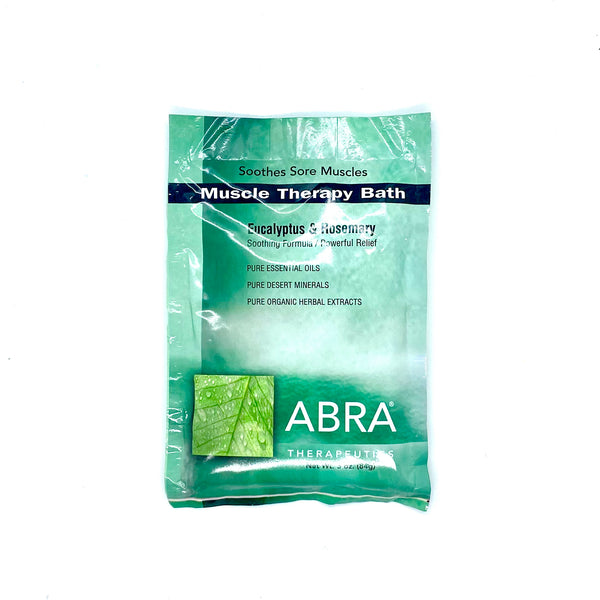 Muscle Therapy Mineral Bath 3oz