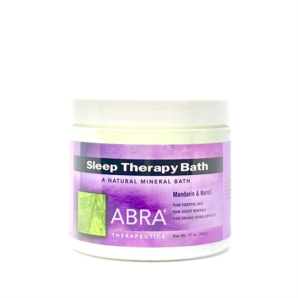 Sleep Therapy Mineral Bath