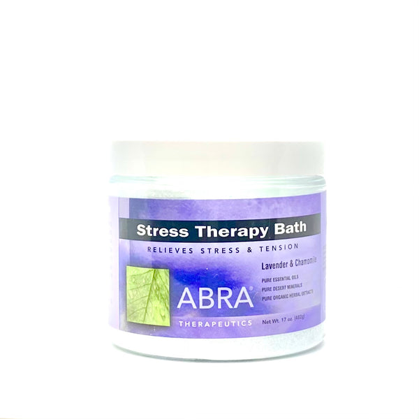 Stress Therapy Mineral Bath