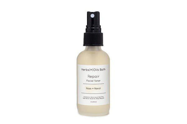 Herbs & Oils Bath Repair Face Toner