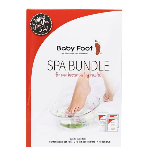 Baby Foot Spa Bundle
