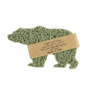 Soap Lift® - Sage Bear
