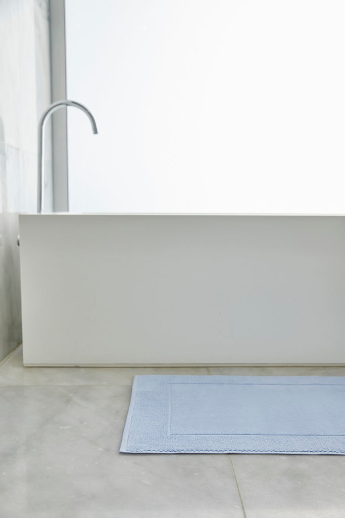 Light blue bath mat - Torres Novas
