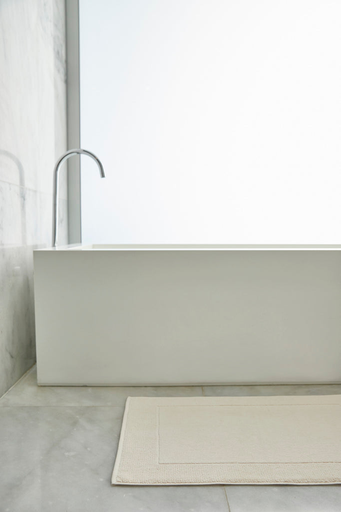 Natural bath mat - Torres Novas