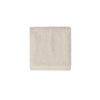Natural Luxus face towel - Torres Novas