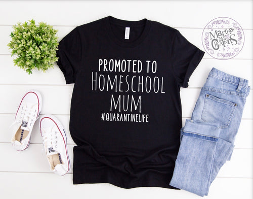 Homeschool Mum Tee