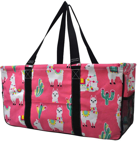 Llama World Utility Bag