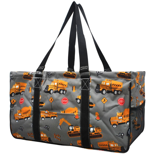 Construction Trucks Utility Bag
