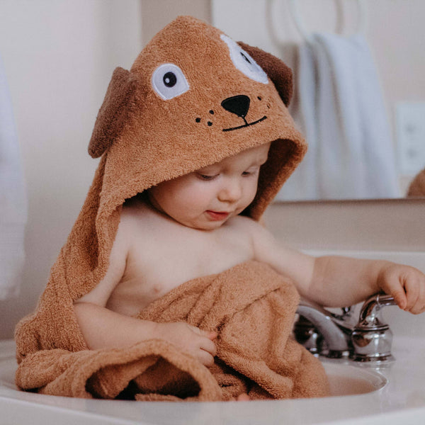 Childrens Hooded Towels