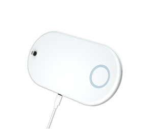 Vissles 3-in-1ワイヤレス充電パッドで、iPhone、Airpod、iWatchを同時に充電できます。