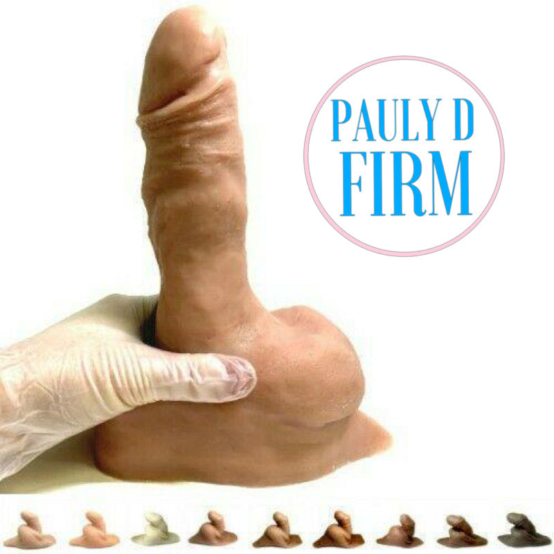 4 in 1 - Pauly (Big) D FIRM