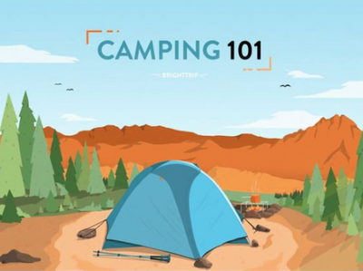 Camping Hacks: Learn to Camp for Free!