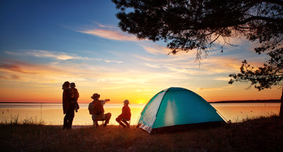 Camping Gear Rentals for Groups or Families